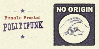 No Origin: Female-fronted Politifunk