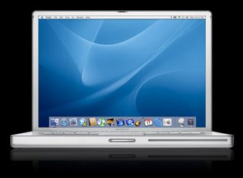 New 15-inch Aluminum PowerBook